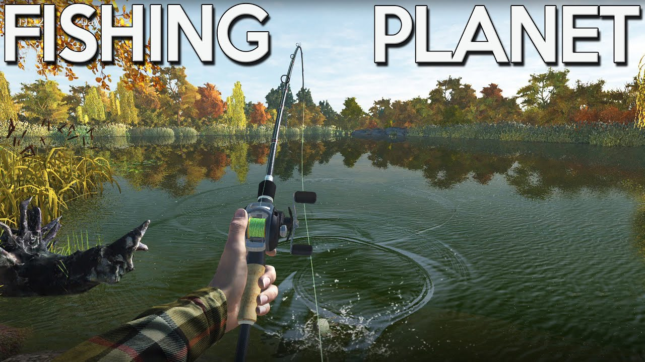 Fishing planet first look youtube for Fishing planet game
