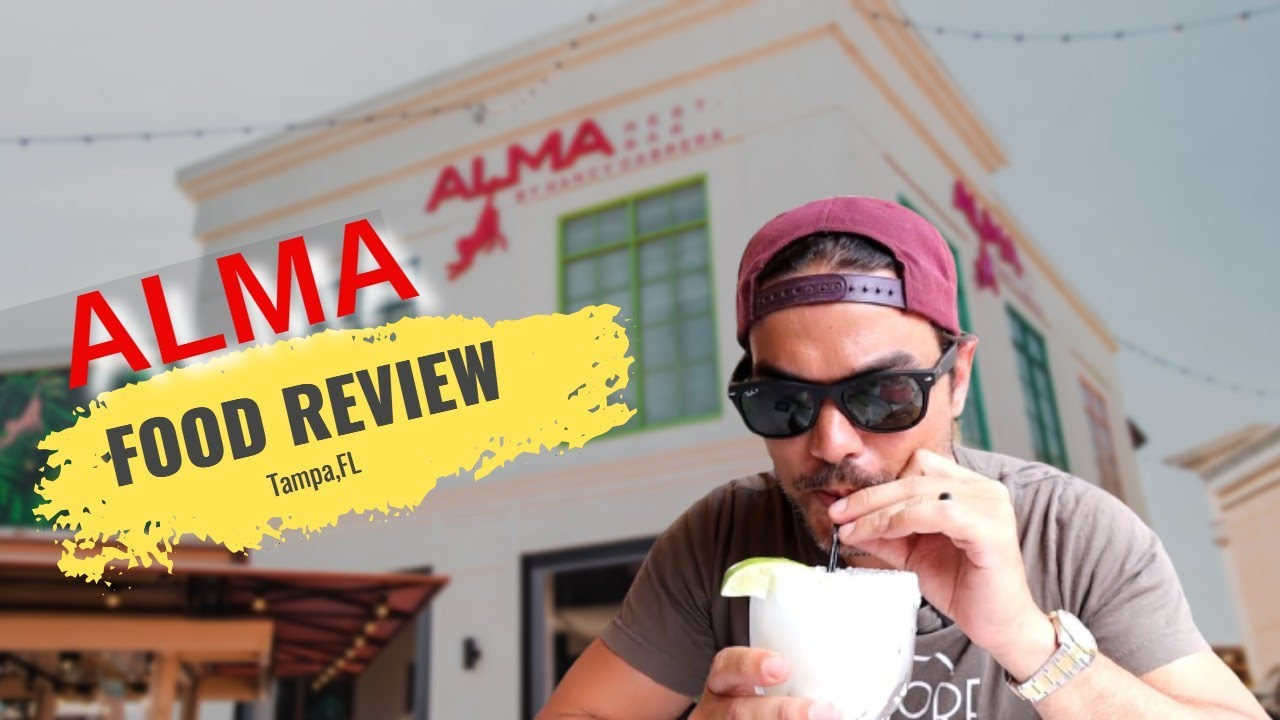 Alma Food Review - International Plaza, Tampa FL #tampafoodreview
