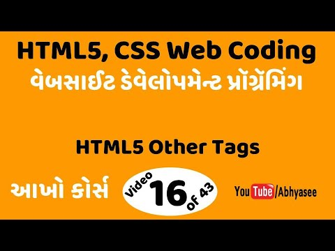 Day - 14 - 16 - HTML5 Audio, Video Tags