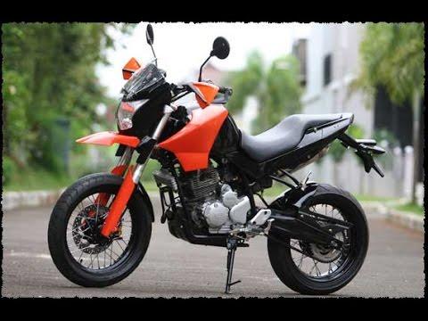 modifikasi motor honda new megapro terbaru