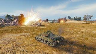 World of Tanks - Arms Race - TRIGG vs EX-4