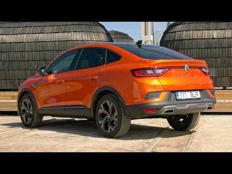 Renault Arkana - auto24.ee proovisõit