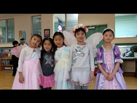 2016 Winter Celebration - Pacific Rim International School