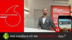 Vodafone APP Installation