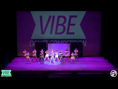Academy Of Villains 1st Place  Vibe Xix 2014 Official