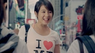 【HD】 桜庭ななみ 三菱地所を、見に行こう。「グローバル(ニューヨーク)」篇 CM(30秒) 桜庭ななみ 検索動画 19