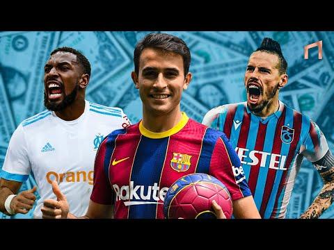 RESMI! Bursa Transfer Musim Panas 2021 Part 2