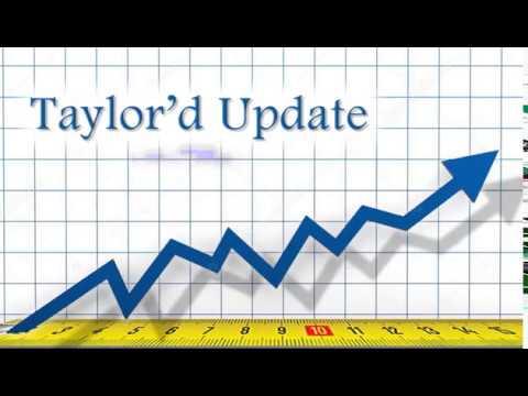 Taylor'd Update 11-12-18