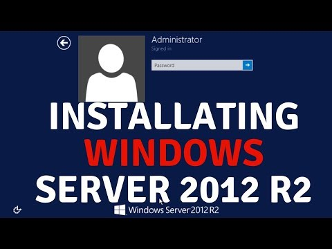 How To Install Windows Server 2012 R2 Standard With Activation Key