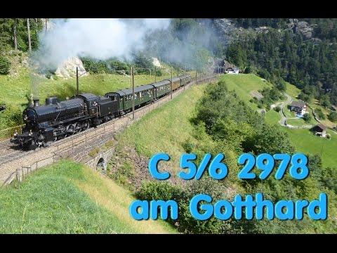 C 5/6  2978 am Gotthard