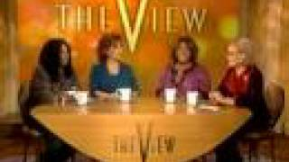 Let's Talk About Sex Women 55+ The View 11.19.2007 FUNNY