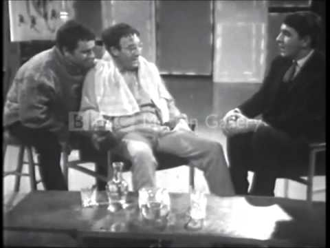 "Peter Cook, Dudley Moore, Peter Sellers ""Boxer-Cum-Painter"" Sketch from Not Only But Also"