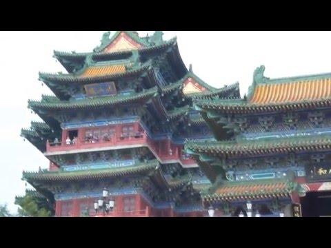 Nanjing - capital of Jiangsu province - HD
