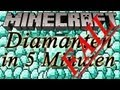 Diamanten in 5 Minuten - Minecraft Fail
