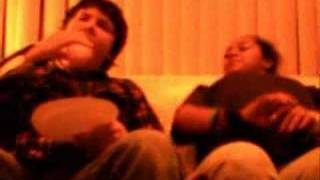 Outtake - Andy Milonakis - Truth or Dare-Crotch Shot