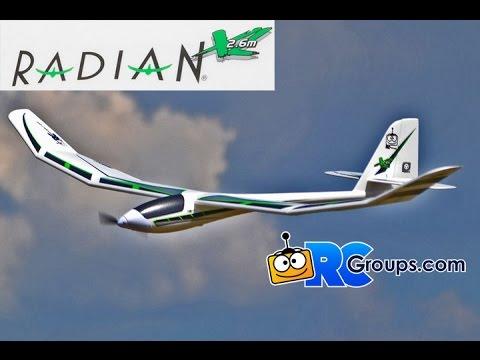 Radian XL Flight Review - RCGroups