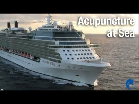 Pacific College Presents: Acupuncture at Sea!