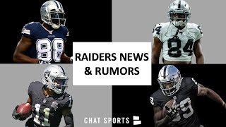 Raiders News & NFL Rumors On Damon Arnette, Henry Ruggs, Bryan Edwards, Dez Bryant, Earl Thomas