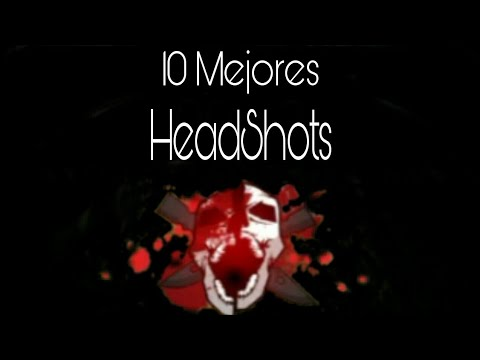 Free Fire Los 10 Mejores Headshots