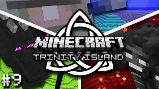 Minecraft: Trinity Island Hardcore Survival Ep. 9 - MOB KILLERS