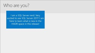 Maximum availability and extreme read scale-out with Microsoft SQL Server 2017