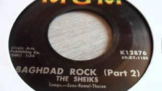 Play Baghdad Rock