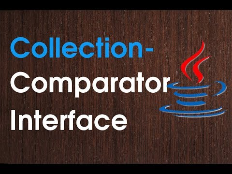 Comparator Interface in java- How to sort collection object in java using compare?