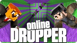 ¡THE FUN HOUSE! DROPPER Online 3 |  Minecraft Con Exo