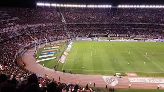 UN MINUTO DE SILENCIO....+ FIESTA!   River Plate vs Belgrano (Cordoba)   Superliga Argentina 2017/18