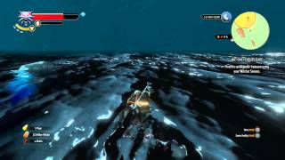 The Witcher 3 Wild Hunt Find The Underwater Treasure Not Only Eagles Dare