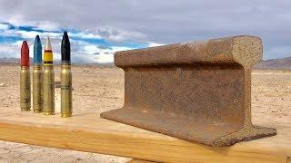 20mm vs Rail Road Track
