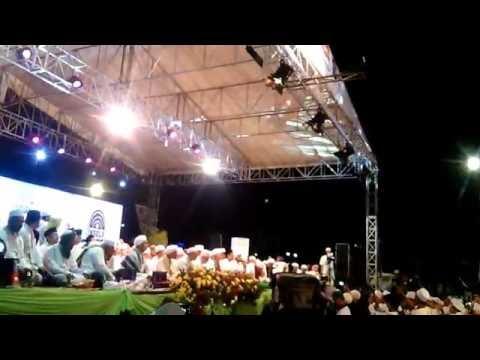 1 MUHARRAM 1438H Surabaya Bersholawat ke 4 - Turi Putih, Habib Syekh