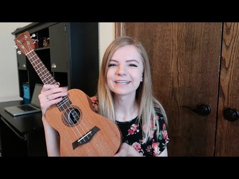 I'm giving away a ukulele + starter bundle! You could win it!