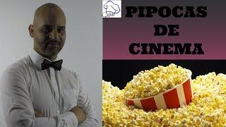 Pipocas de Cinema - Pipocas Gourmet- Pipocas Coloridas