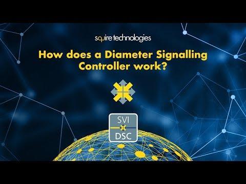 How a Diameter Signalling Controller (DSC) works