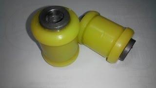 Сайлентблок переднего рычага передний Лансер 9 IX MITSUBISI Lancer полиуретан митсубиси поліуретан