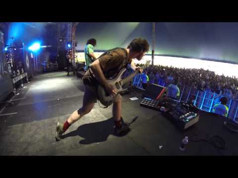 Northlane Big Day Out 2014 Video Blog - Melbourne