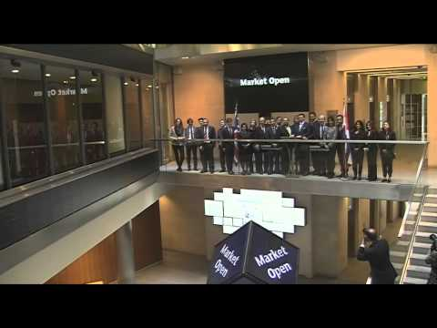 4th Market opening by the Dominican Republic at the London Stock Exchange 11 June 2015