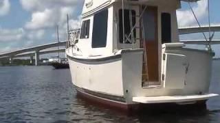Trawler Cruising: Mischief V: Flagler Beach to New Smyrna - ICW Prairie Trawler