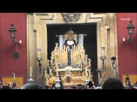 Salida de la Soledad de San Lorenzo,Sevilla (HD)