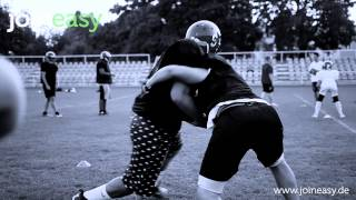Spandau Bulldogs from Berlin - Football Training Highlights by joineasy