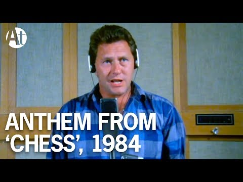 Anthem from Chess The Musical (Tommy...