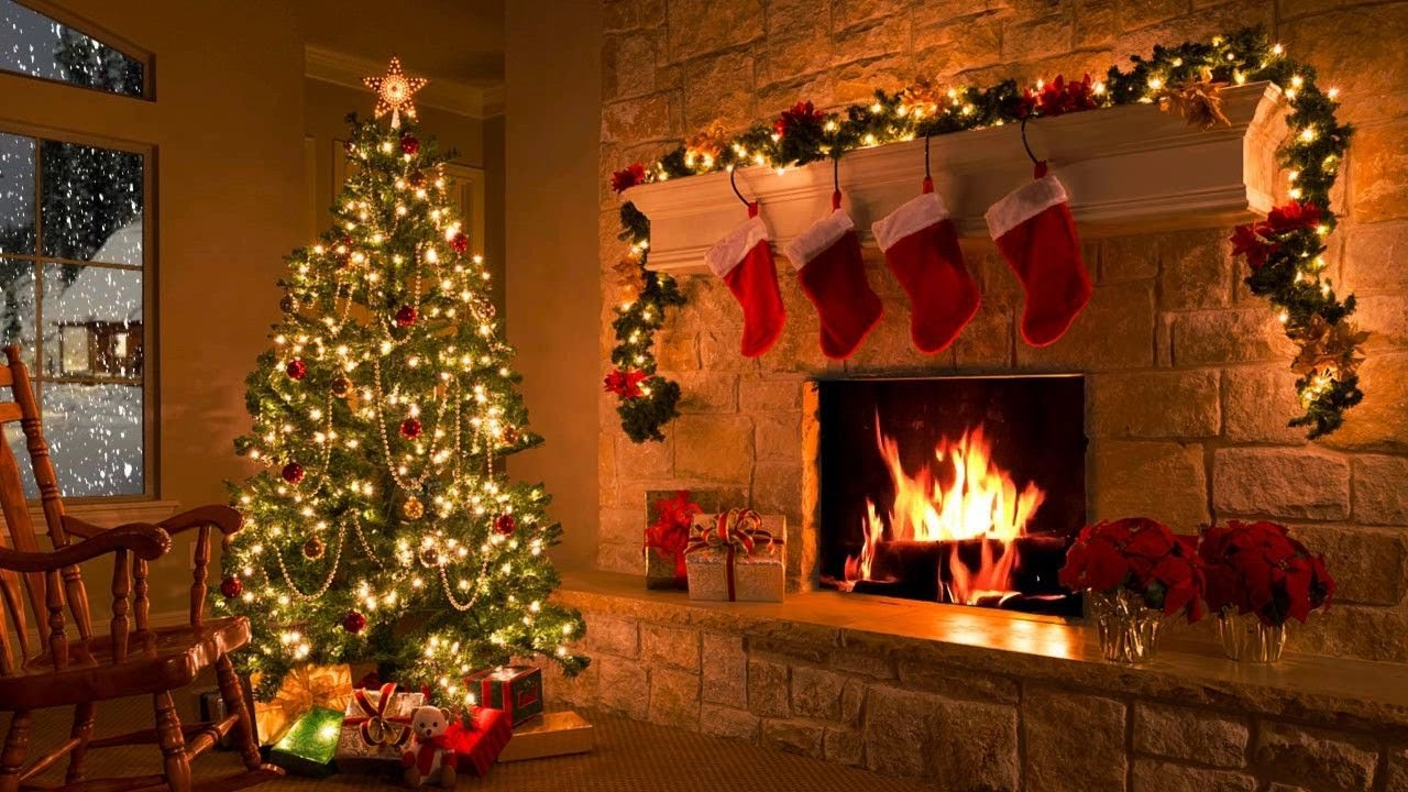 Non stop Christmas Music - Royalty Free - Free to download for videos - YouTube