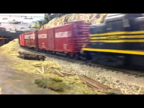 Moving freight across the DUR #5