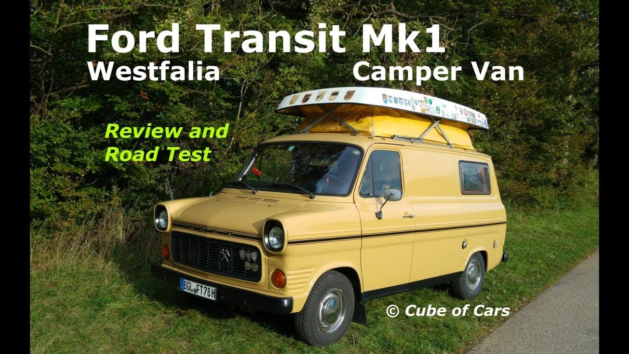 ford transit mk1 westfalia camper van full review road test youtube. Black Bedroom Furniture Sets. Home Design Ideas