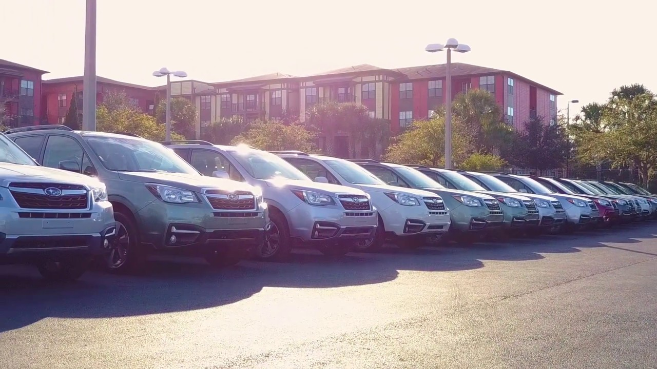 Mastro Subaru of Tampa Dealership Tour amp Overview 2017