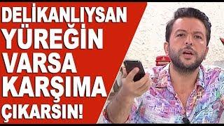 Murat Başoğlu, Ece Erken ve yapımcıyı tehdit etti! Nihat çıldırdı