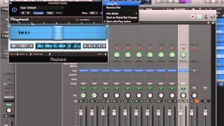 Mainstage Tips and Tricks: How to Setup Stems and Multitracks in MainStage 3