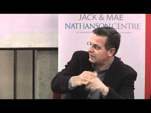 Mattias Kumm on The Idea of Cosmopolitan Constitutionalism (Nathanson Centre Seminar, 19 Nov 2010)