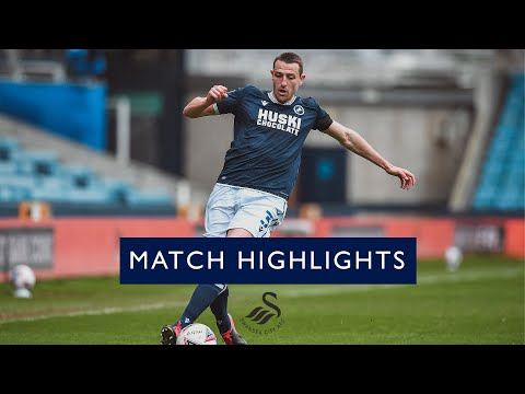 Millwall Swansea Goals And Highlights